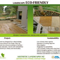 Private residential Project, Decking and gardens